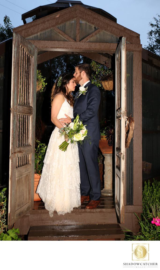 Wedding at Twin Oaks Garden Estates