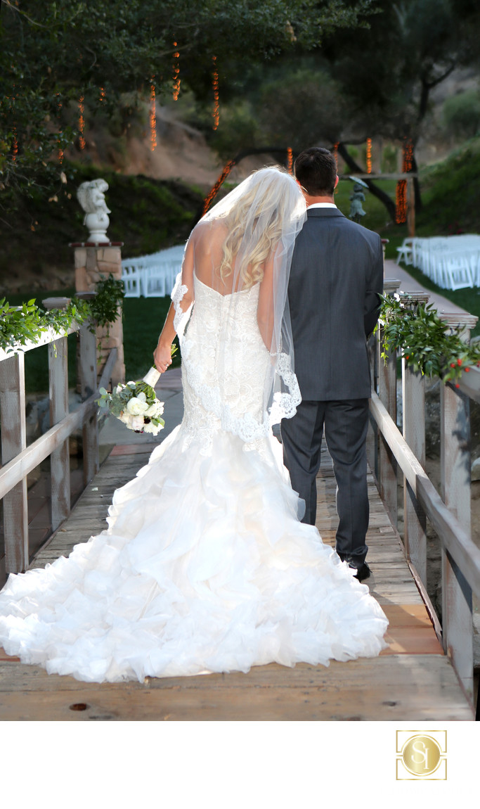 Trusted Los Willows Estate wedding photographer