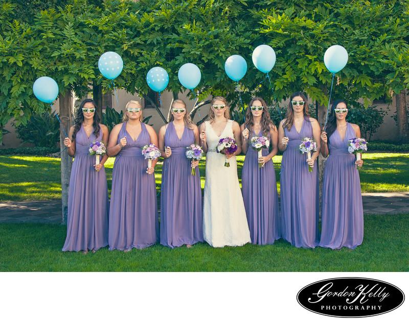 Santa Clara University Wedding Photographer