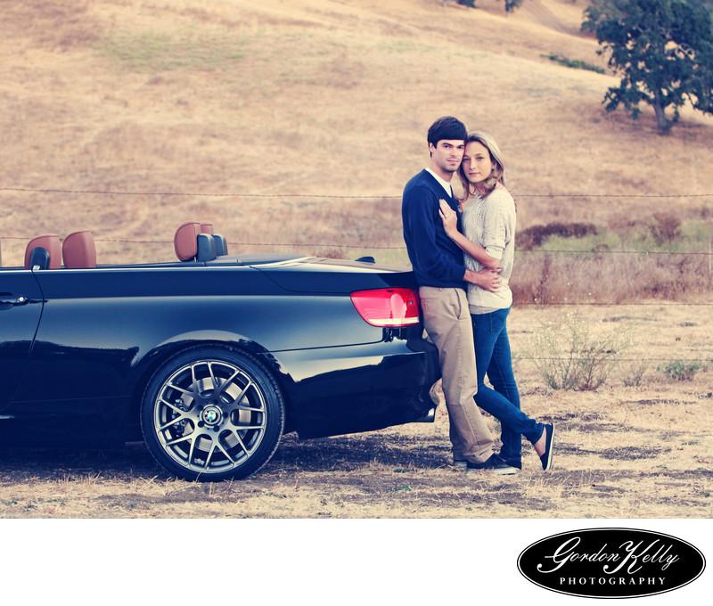 Palo Alto Engagement Photographer