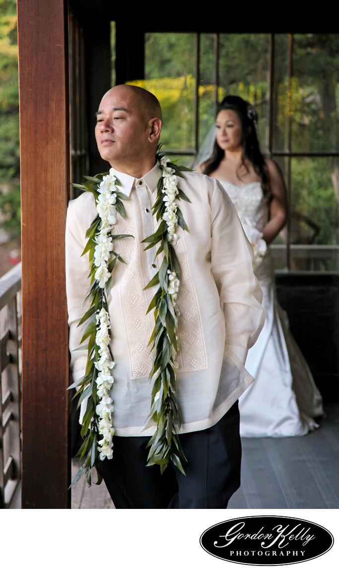Hakone Gardens wedding photography