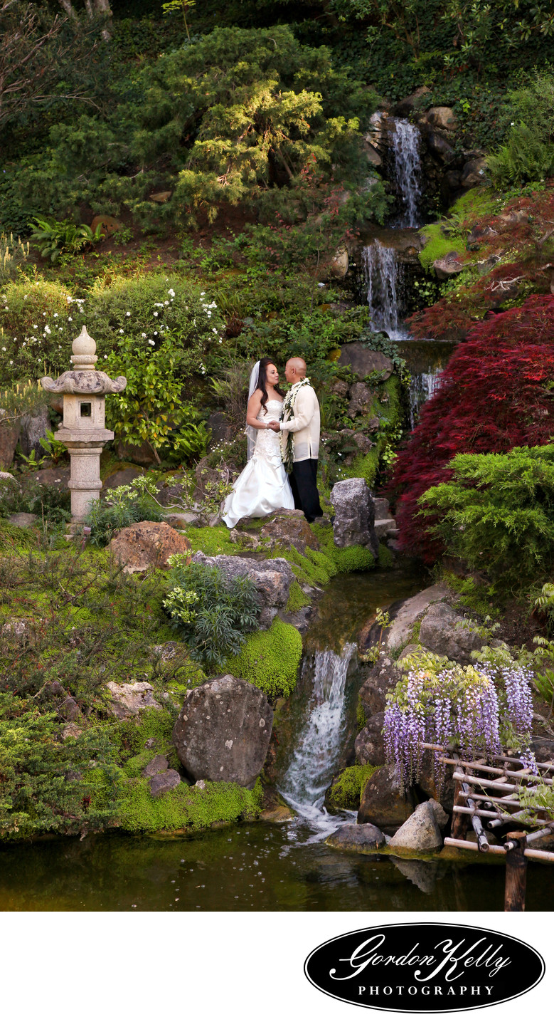 Hakone Gardens Wedding Photographer