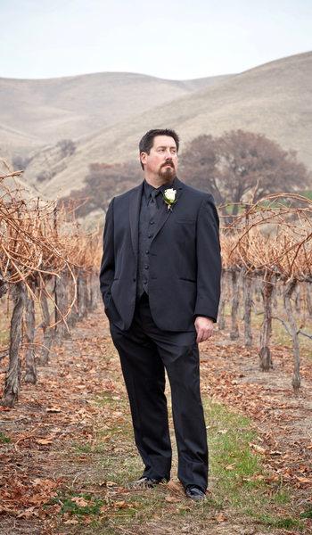 Wente Winery wedding photographer