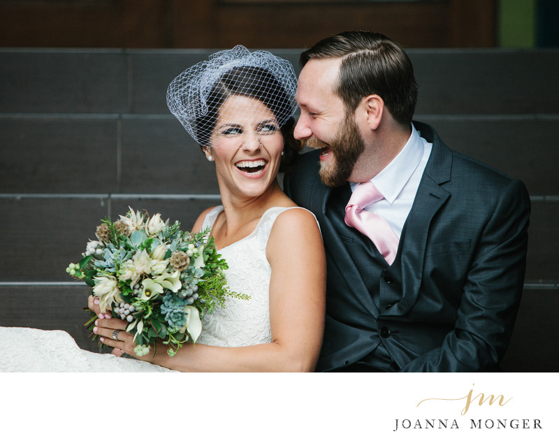 Sodo Park Wedding Photographer Seattle Urban Venue
