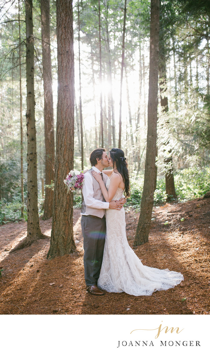 Seattle Wedding Photographer Dragonfly Retreat Bothell
