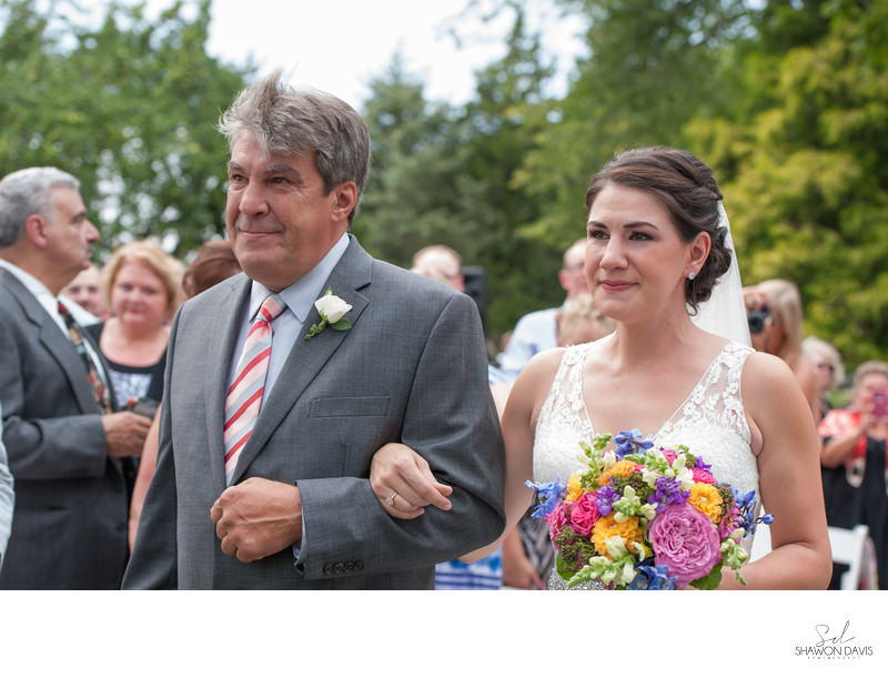 Prowse Farm Wedding Photos