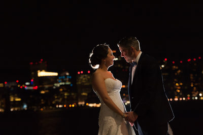 Hyatt Regency Boston Harborside wedding pictures