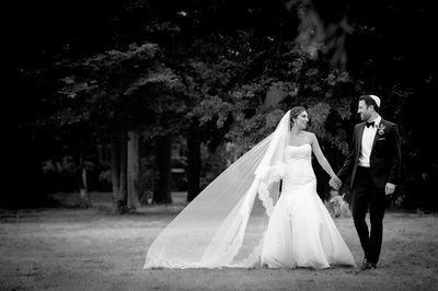 Wedding Pictures at Endicott Estate