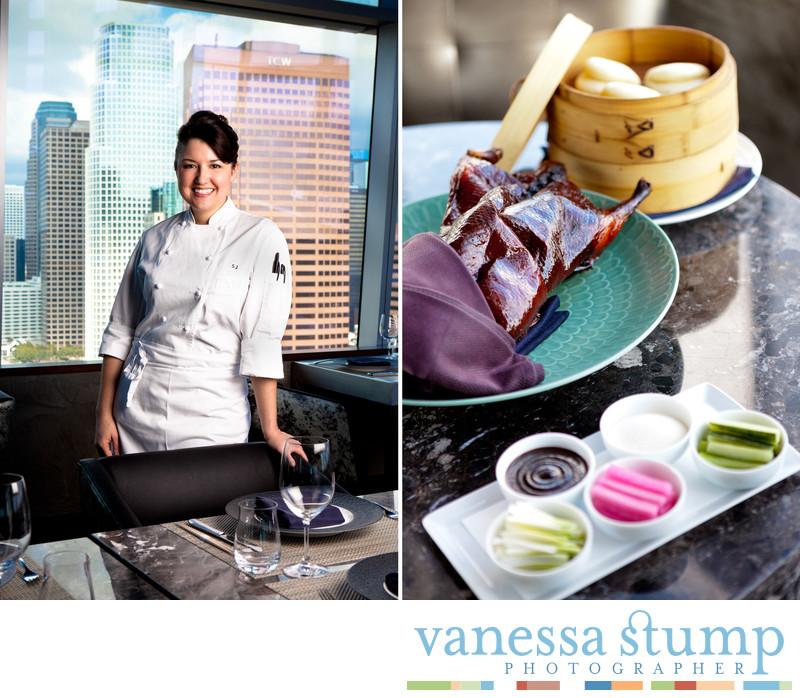 Chef Sara Johannes at WP24