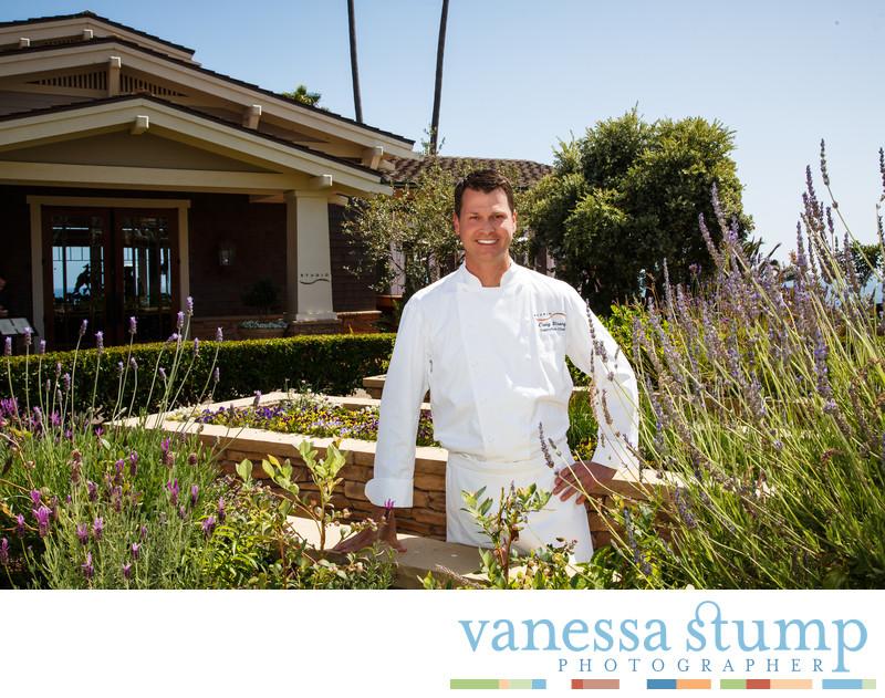 Executive Chef Craig Strong