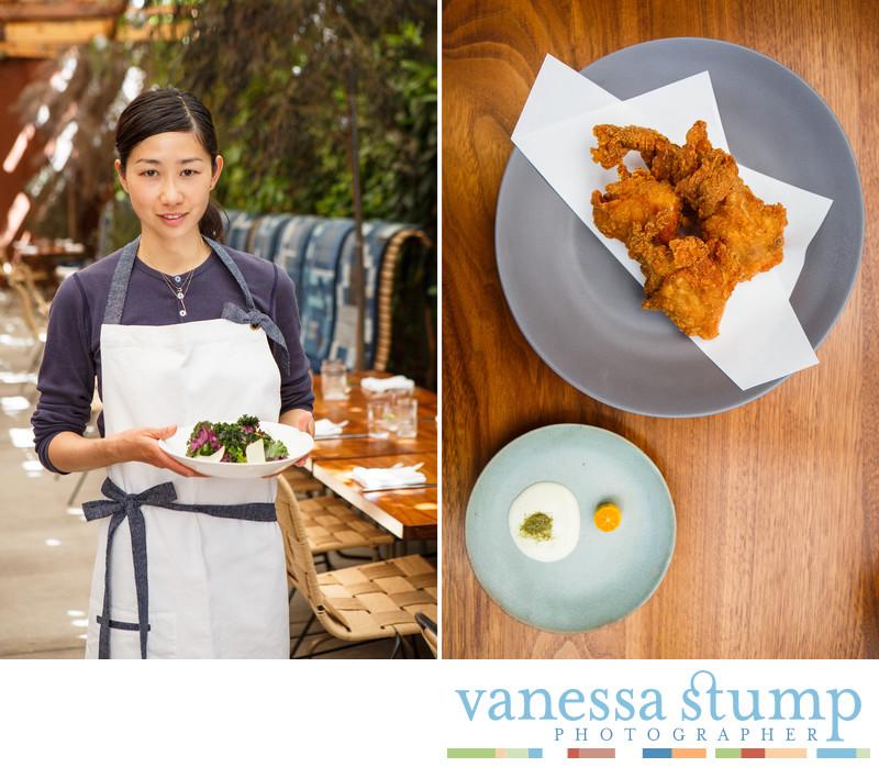 Executive Chef Kuniko Yagi of Hinoki & the Bird