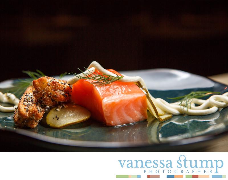 Fine Dining Restaurant Photographer Los Angeles