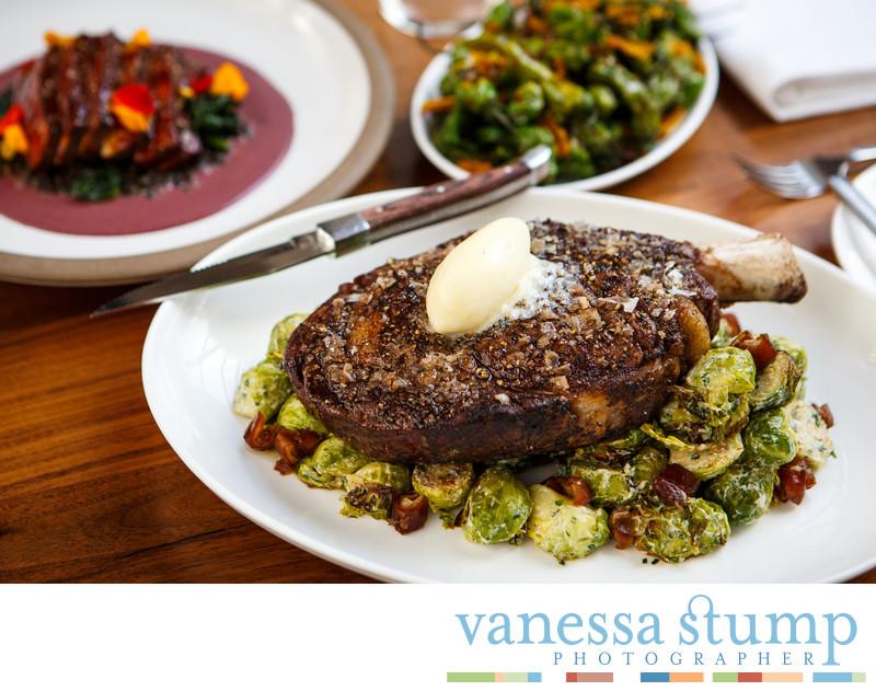 Ribeye Steak at Redbird