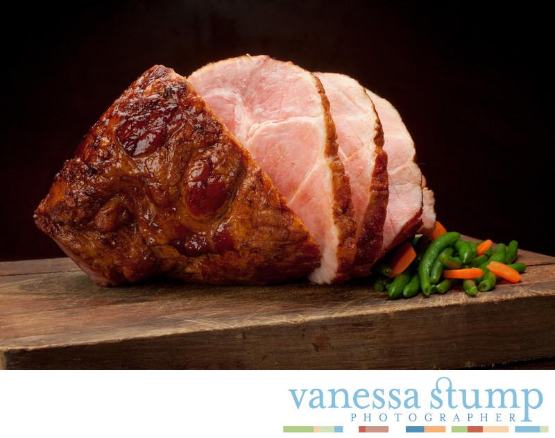 Old-Fashioned Glazed Ham