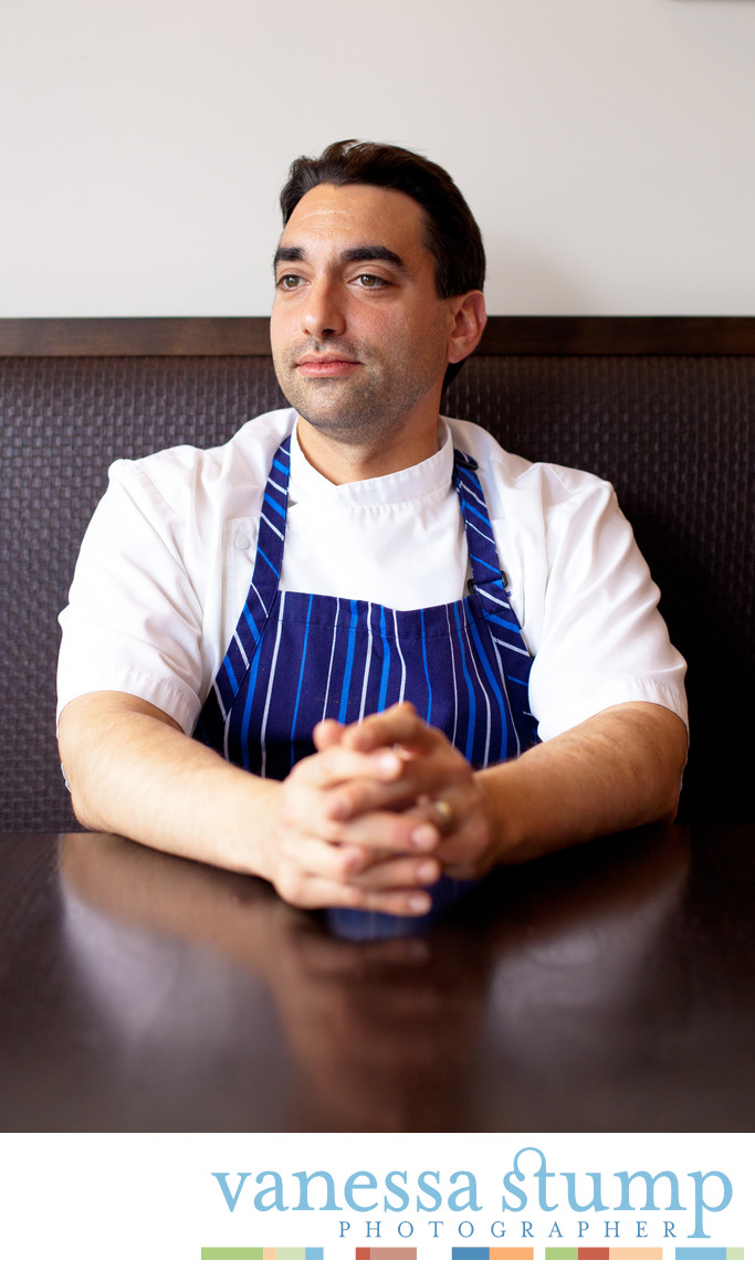 Chef Michael Young of Ombra Italian Restaurant - Studio City, CA
