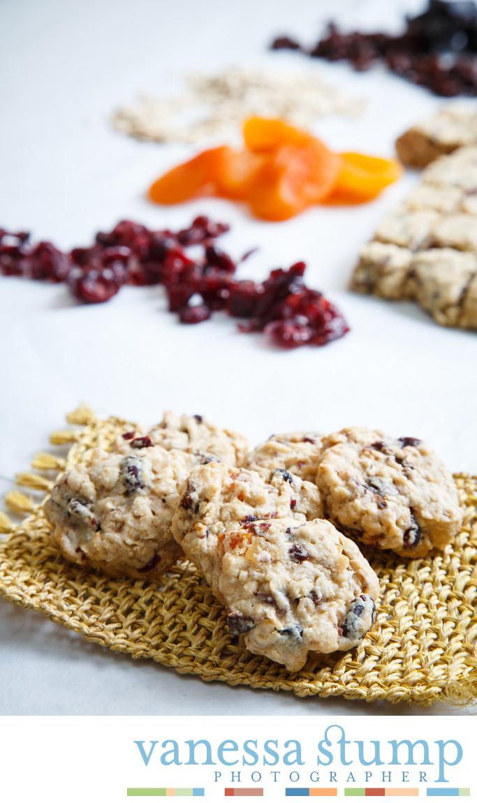 Oatmeal Fruute Cookies