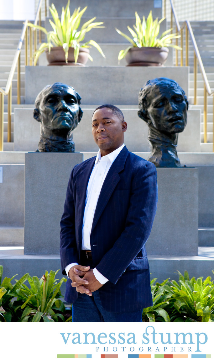 Franklin Sirmans - Curator of Contemporary Art at the Los Angeles County Museum of Art (LACMA)