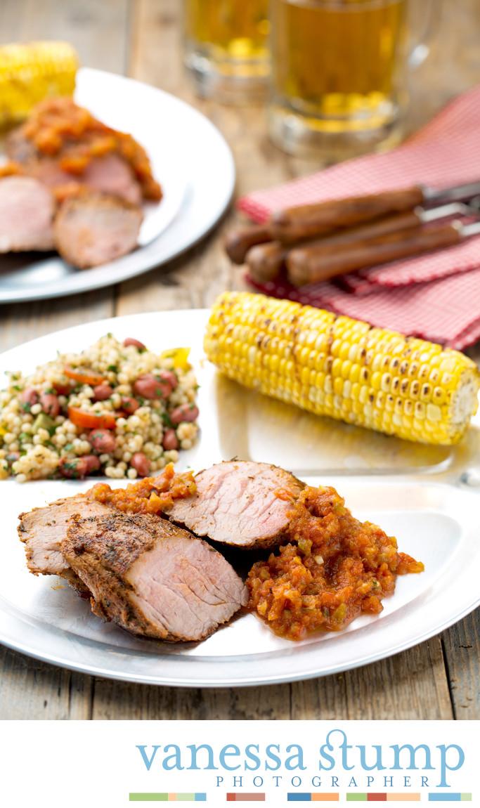 Cajun-Spiced Pork Tenderloin