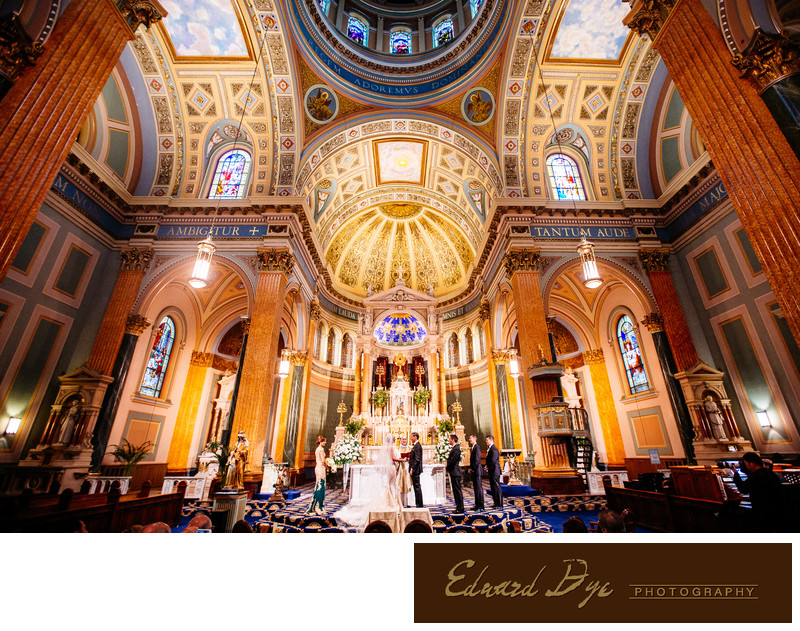 St. Jean Baptiste Manhattan New York City Wedding