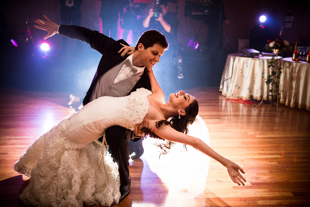 Orion Palace In Brooklyn New York Wedding First Dance
