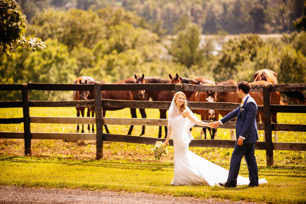 the hill in hudson valley new york wedding