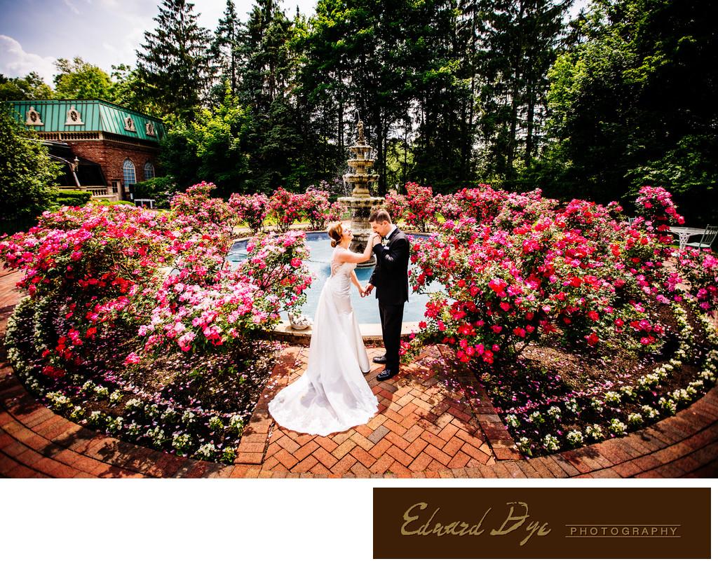 The Manor West Orange New Jersey Wedding