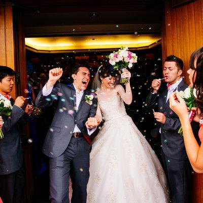 Toronto, Ontario, Canada Wedding