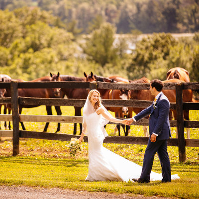 The Hill in Hudson Valley, New York Wedding