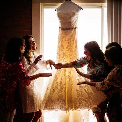 Full Moon Resort, Big Indian NY Hudson Valley Weddings