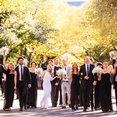 Central Park, New York City Wedding