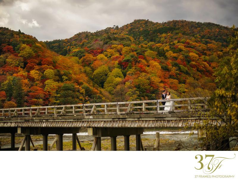 Autumn Pre-Wedding Destination Photographers in Australia