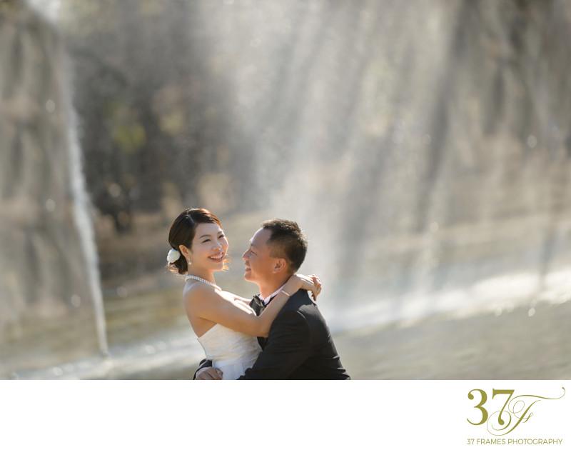 On location Pre-wedding Brisbane Photographers