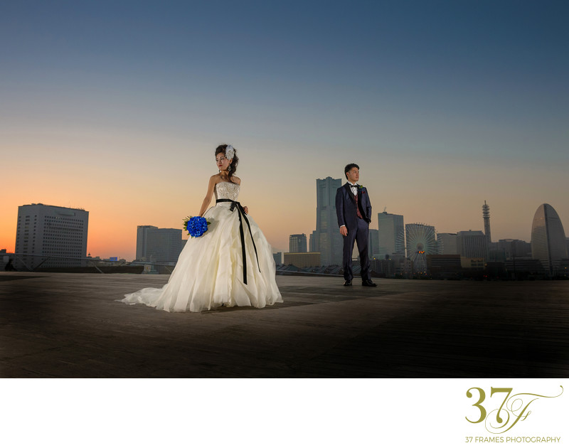 On location Pre-wedding Photography Brisbane