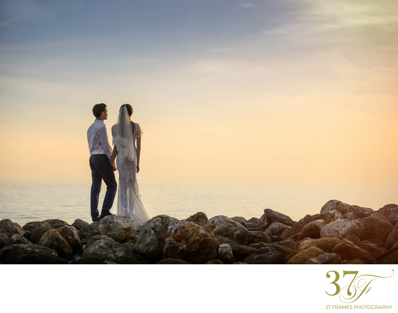 Pre-Wedding destination photographey Queensland
