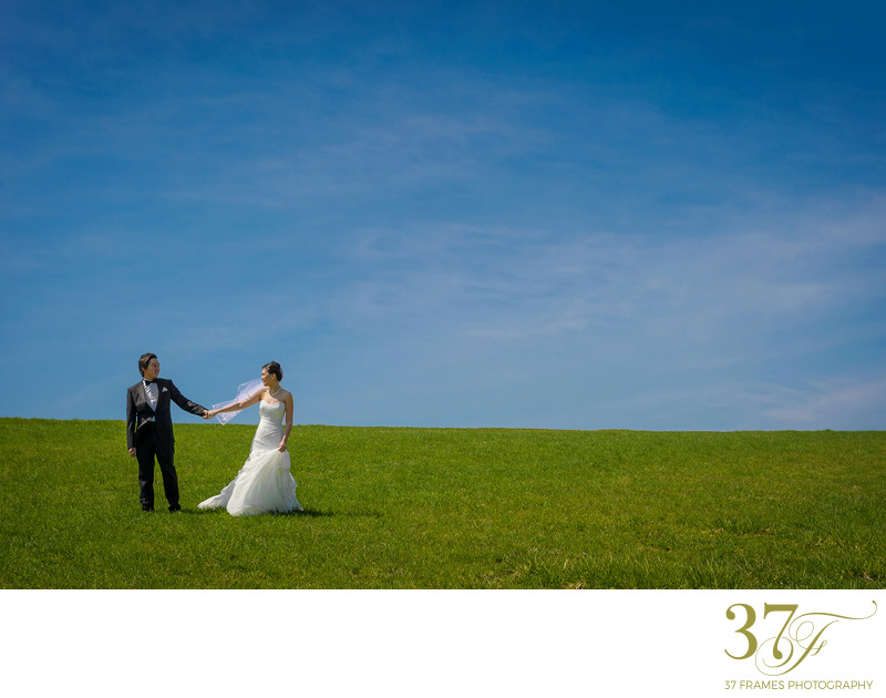 Outdoor Wedding Australia