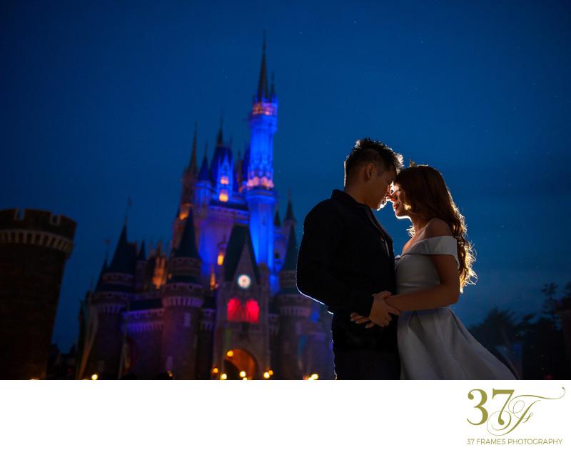 Fairytale Destination Prewedding Photography