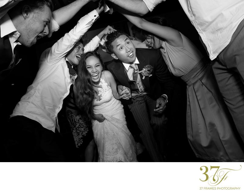 Best Wedding Reception Photos in Brisbane