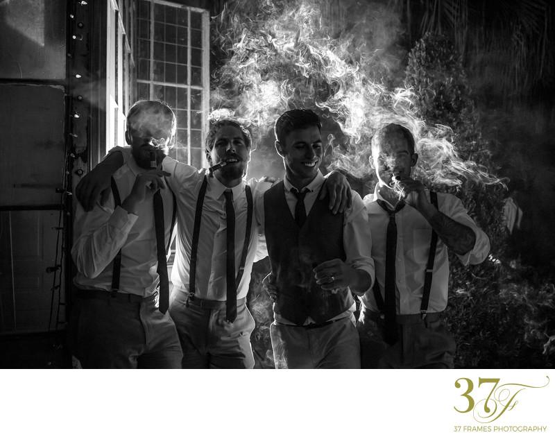 Groomsmen Wedding Photography Queensland
