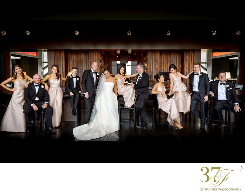 Bridal Party Wedding Photography Brisbane