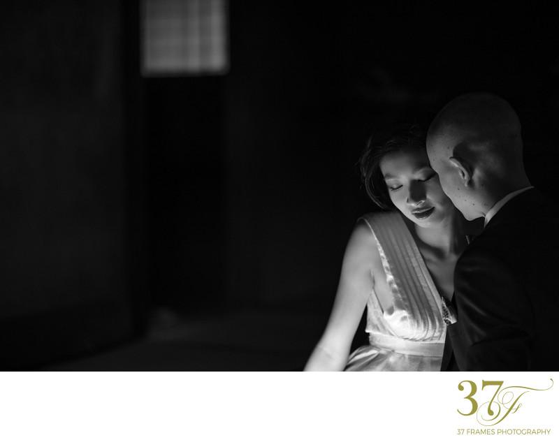 Couple Pre-Wedding session Brisbane