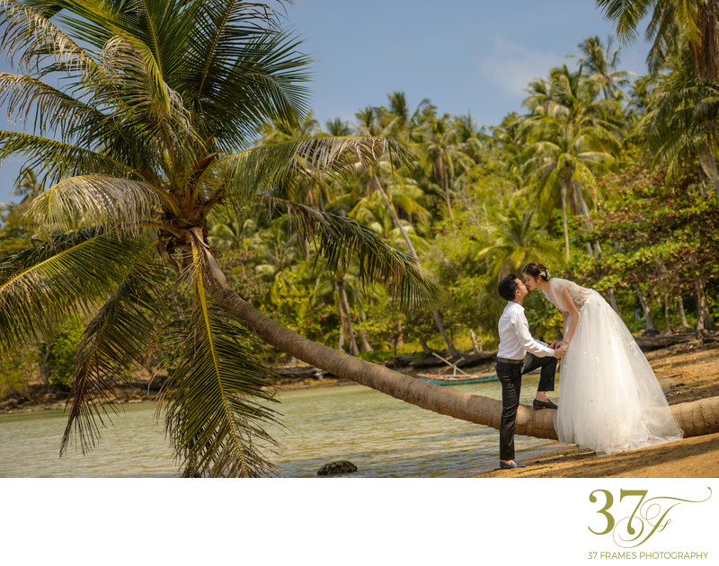 Couture Pre-Wedding Photography Gold Coast