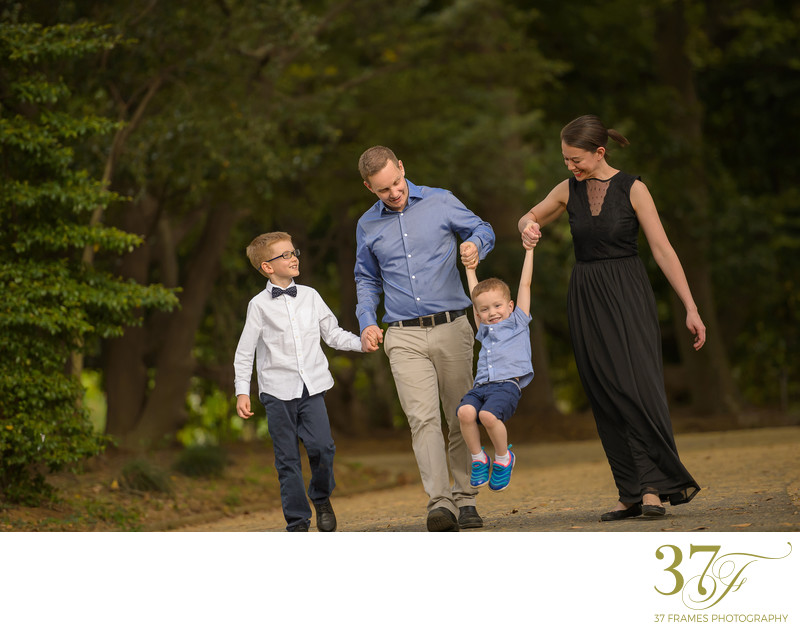 Modern lifestyle family photography Queensland