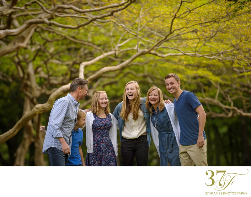 Modern family portraits Queensland
