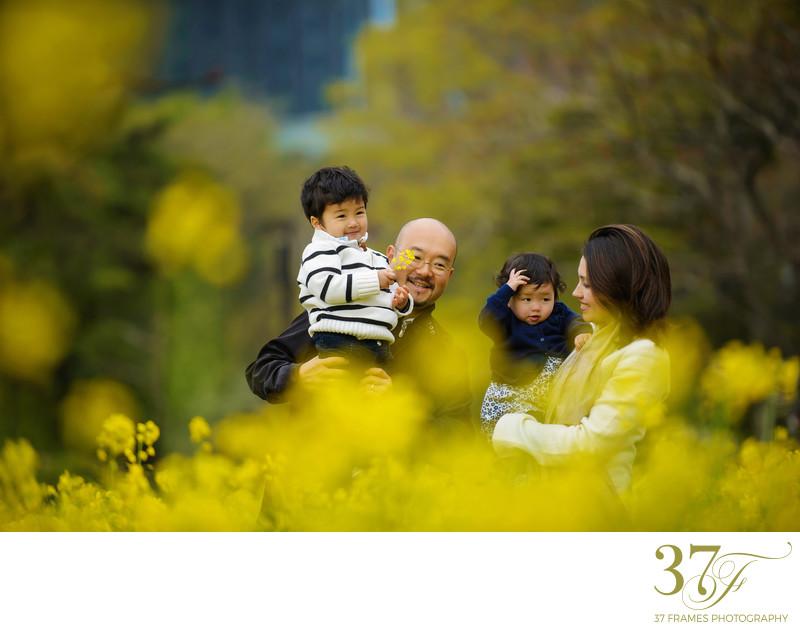 Fun family photographers Brisbane