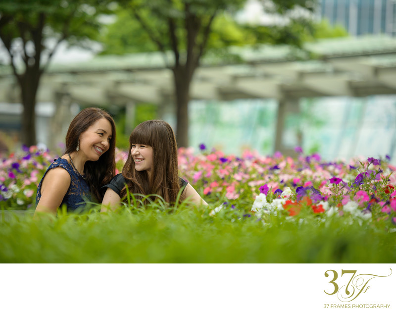 Mother and daughter photography Brisbane