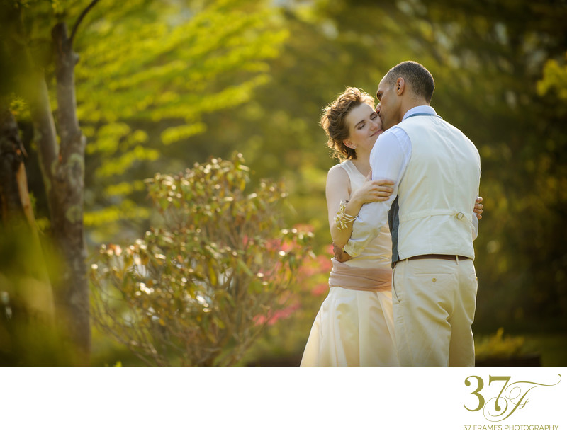 Garden Wedding Photography in Brisbane