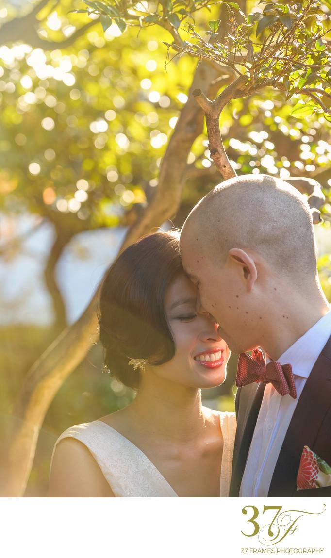 Bride & Groom Destination Pre-wedding Queensland