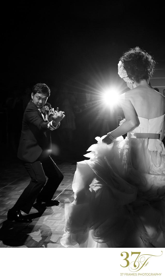 Wedding Reception Photography in Brisbane
