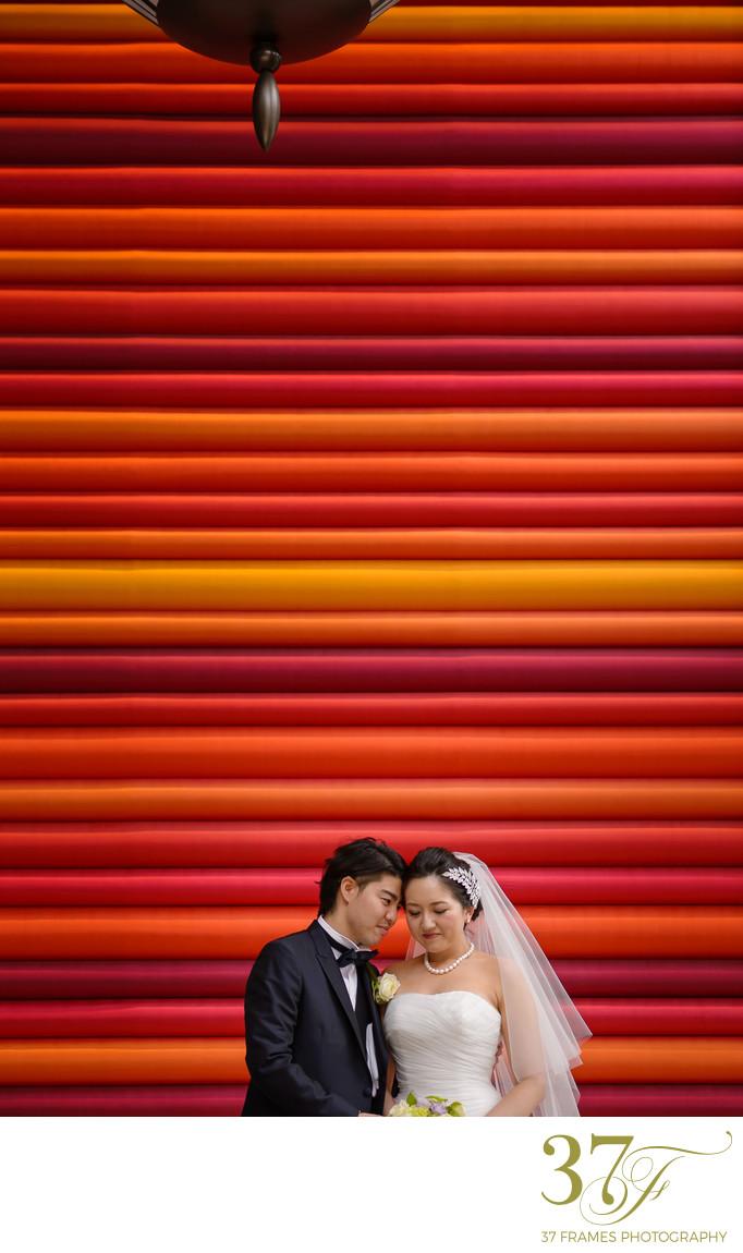 Bride and Groom Wedding Photos Brisbane