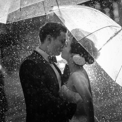 Brisbane Rainy Wedding
